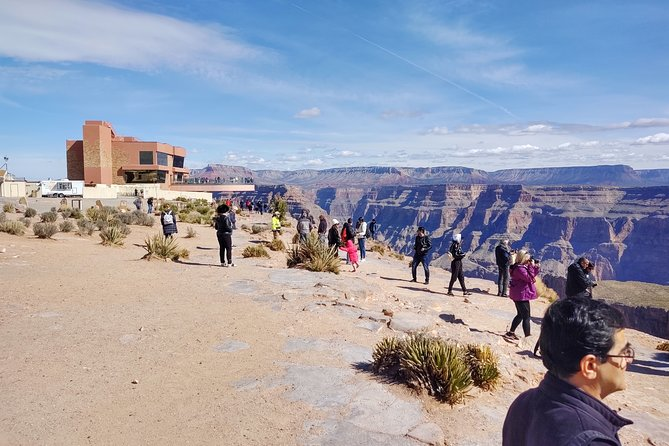 Grand Canyon West/Skywalk (Optional) Western Ranch (Lunch) & Joshua Tree Forest
