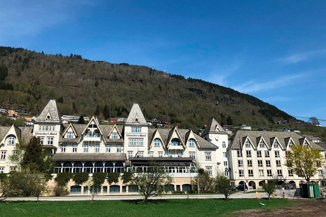 Guided day tour to Voss - incl Bergen Railway, Voss Gondol and lunch