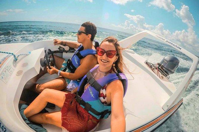Jungle Tour & Snorkel at Punta Nizuc Reef , Underwater museum