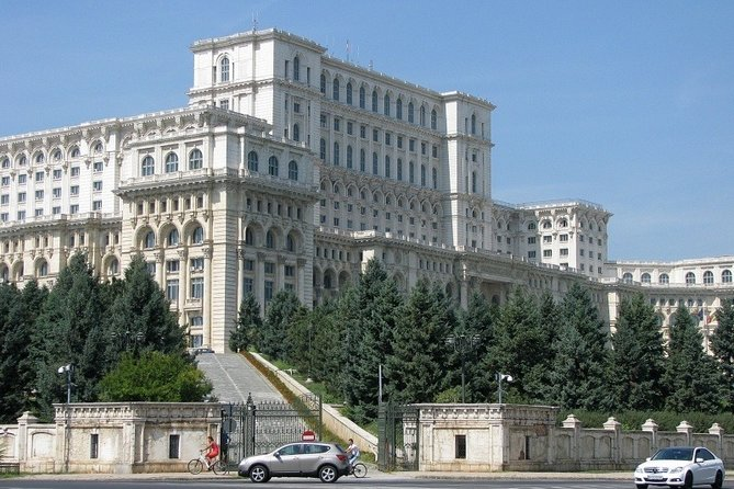 Half-Day Private Bucharest City Tour with pick-up