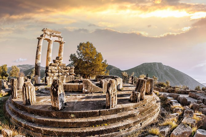 Delphi Historical all day tour