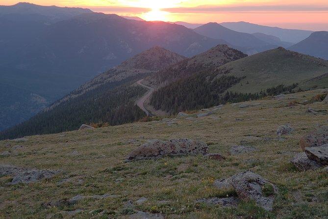 Sunrise Tour of Rocky Mountain National Park