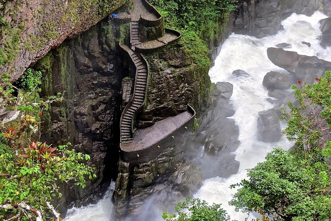 "Baños Full Day Tour From Quito - ""Small Group"""