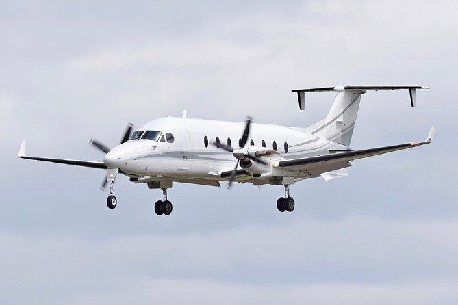 Fly to Jasper National Park