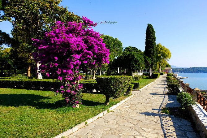Private Small Group Corfu Town Tour