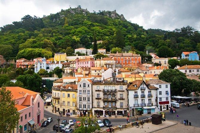 Sintra and Cascais tour with Visit to Boca da Rosa