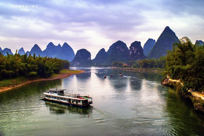 2-Day Private Tour: Guilin City Highlights and Li River Cruise to Yangshuo