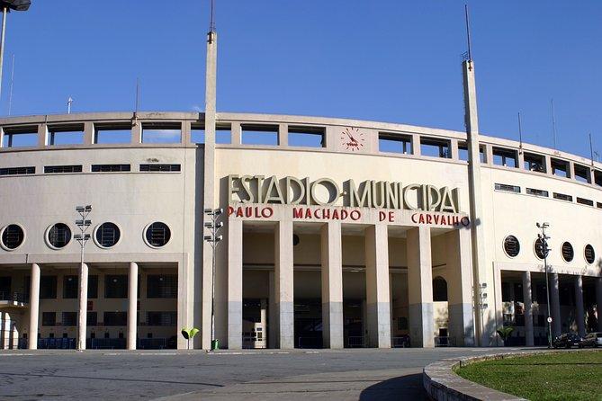 Football Tour - Morumbi, Allianz and Pacaembu Stadiums including Football Museum