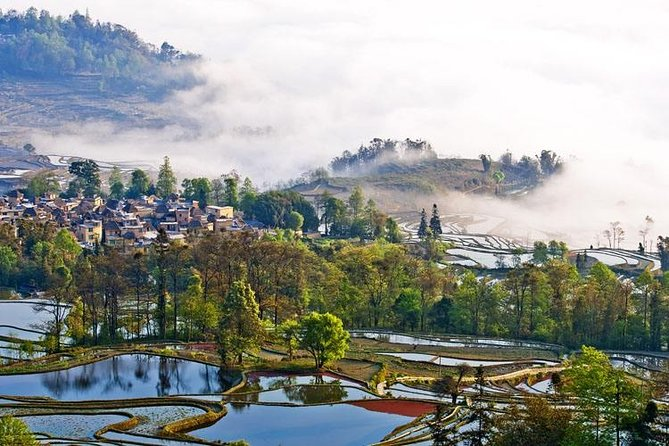 Yunnan 6 Days Tour to Kunming - Jianshui - Yuanyang - Kunming