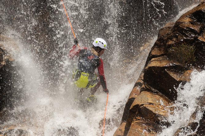 Canyoning in Madrid, Somosierra