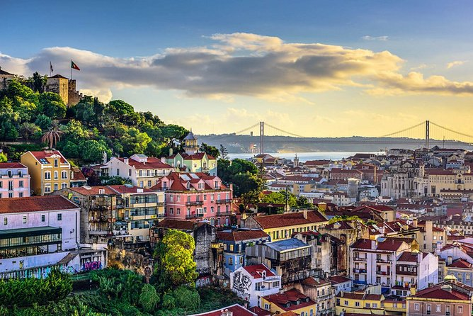Essential Tour of Lisbon Highlights Private Full-Day Tour