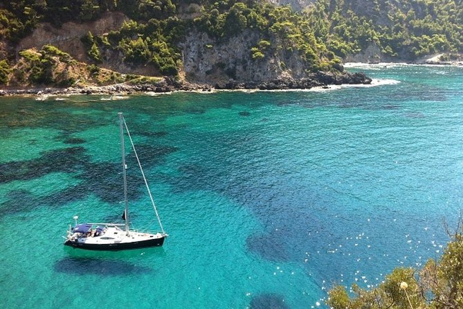 Holiday trip Corfu - sailing in the realm of Odysseus