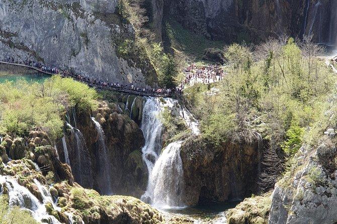 Plitvice National Park Private Tour from Split