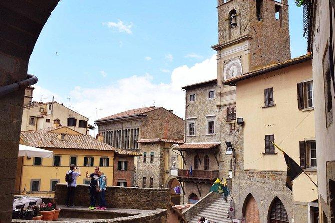 Discovering Cortona