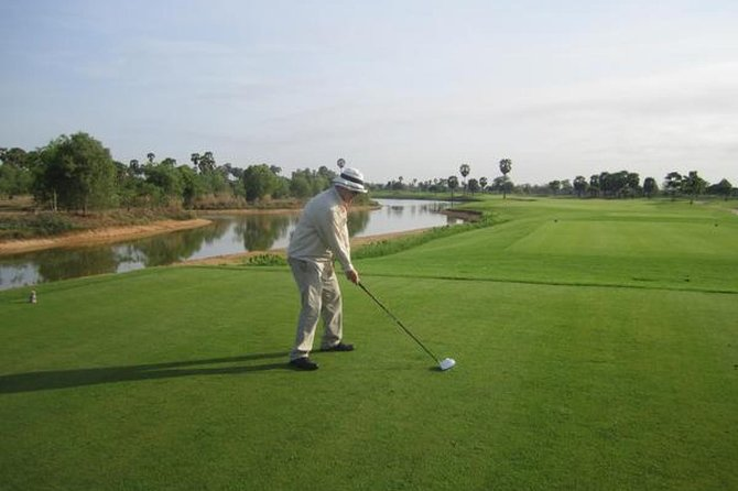 3 Days Phnom Penh Golf Course and Relaxing Private Tour
