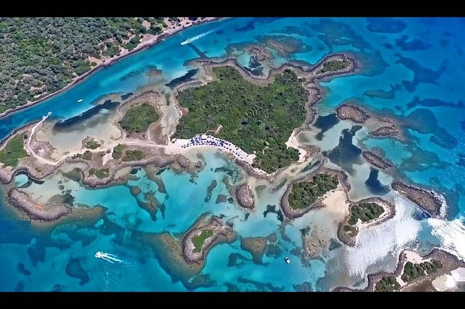 Full Day Private Swimmig Tour to Lichadonisia from Athens