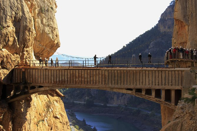Caminito del Rey Guided Hike & optional Kayak at El Chorro Small-Group Day Trip