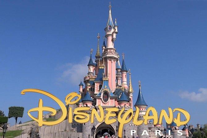 Private transfers between Roissy CDG airport and Disneyland Paris