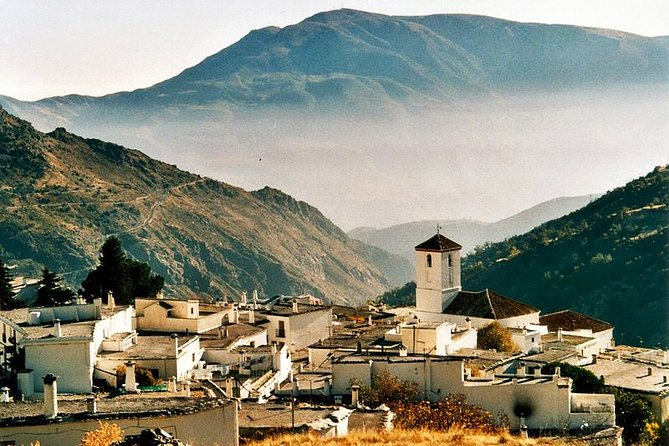 The Unchanged Villages of Alpujarra Small-Group Guided Day Trip