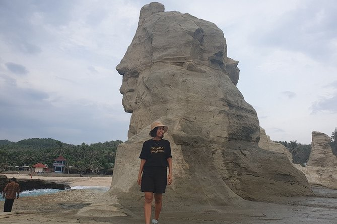 Full day Tour to Pacitan Departure from Surabaya: Beaches, Cave and River