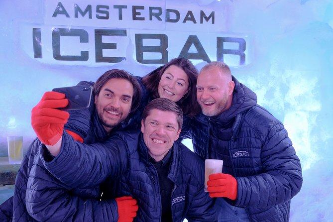 Amsterdã supereconômica: Xtracold Icebar e Cruzeiro pelo Canal