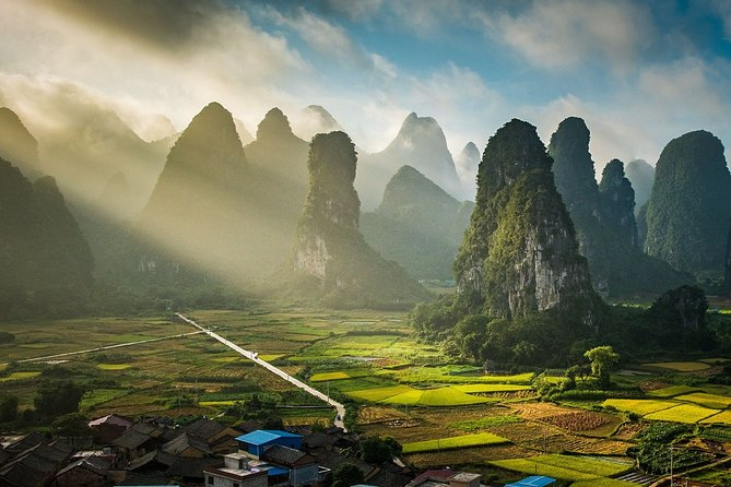 3-Day Private Tour from Shanghai by Air:Guilin, Longji Rice Terrace and Yangshuo