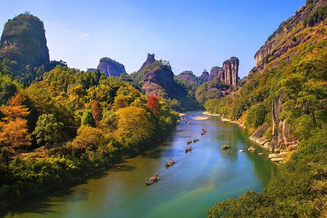3-Day Fujian Mount Wuyi Private Tour