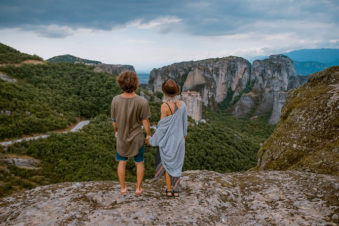 Full-Day Private Trip to Meteora from Thessaloniki