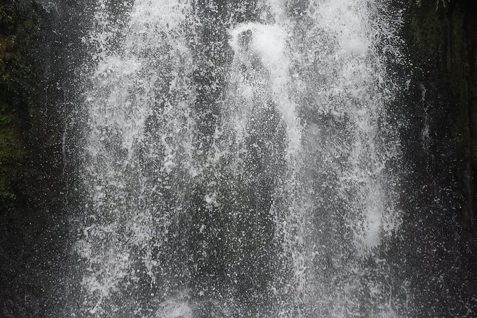 Waterfall on the way to Mandara Hut
