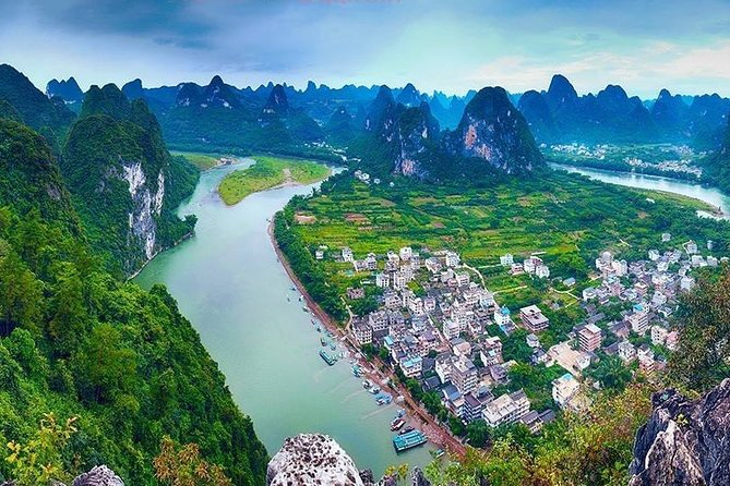 3-Day Private Guilin Highlights Tour from Guangzhou by Bullet Train