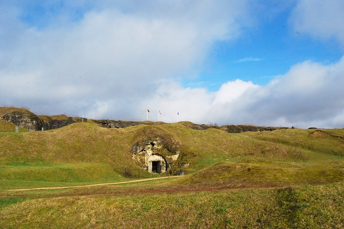 WWI Small-Group Day Trip with Verdun & Meuse-Argonne Battlefields from Paris
