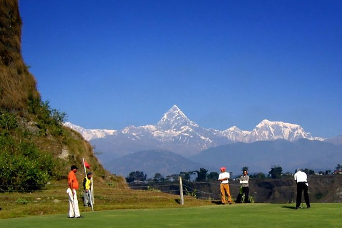 7 Days Luxurious Golf Tour in Nepal