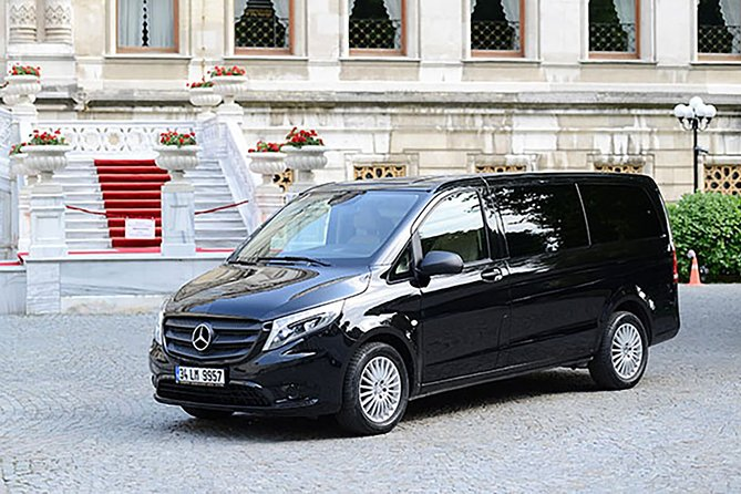 Private Car Hire with Driver in Istanbul (Half Day & Full Day Options)