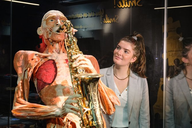 Skip the Line: Body Worlds Amsterdam Ticket