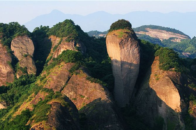 2-Day Private Tour to Langshan Mount starting from Changsha