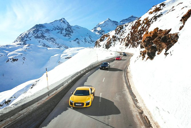 Small Group Full-Day Swiss Alps Tour