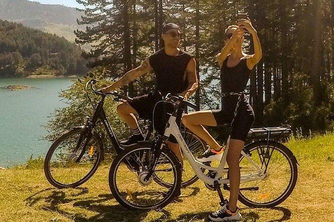 E-bike Tour Metsovo-Aoos lake
