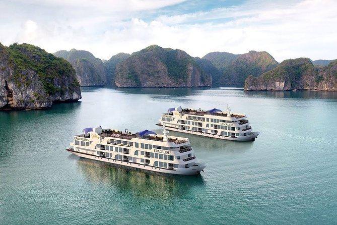Era Cruise Halong Bay 2Days 1Night on 5 Star Cruise