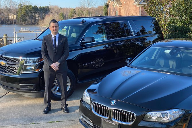 Private Luxury Car Transfer High Point to (or from) Raleigh Airport (RDU)