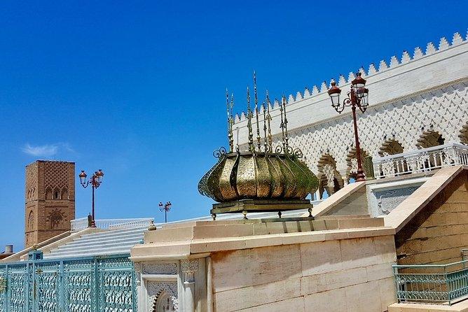 Rabat Half Day City Tour