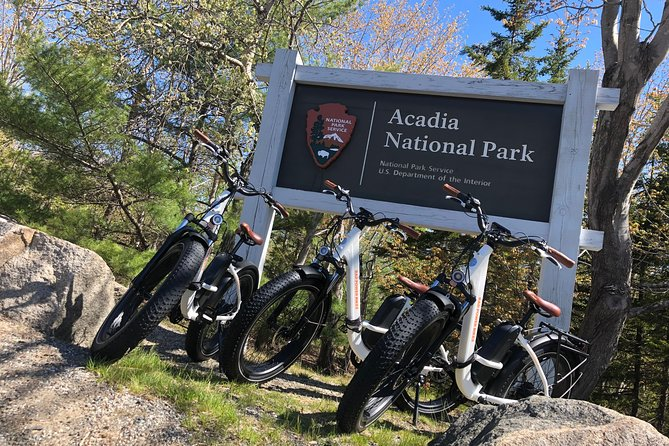 E-bike Rental from Acadia National Park