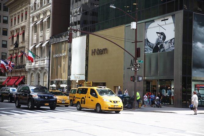 NYC Walking Tour of Midtown