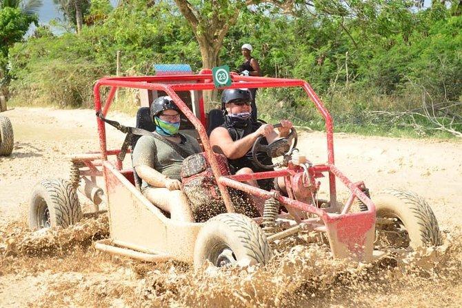 Buggy Tour - Dune Buggies Tour (Punta Cana)