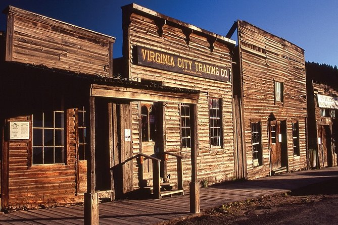 Montana Ghost Towns, Ghost Tour