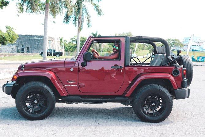 4 hour Jeep Wrangler Rental