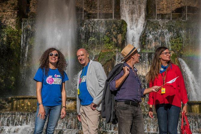 Tivoli Villa D'Este & Hadrian's Villa Private tour with Lunch