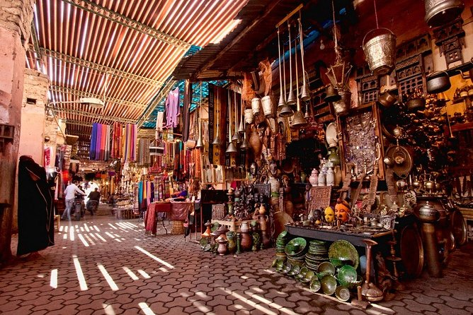 Marrakech Medina Excursion 4 Hours with Local Guide