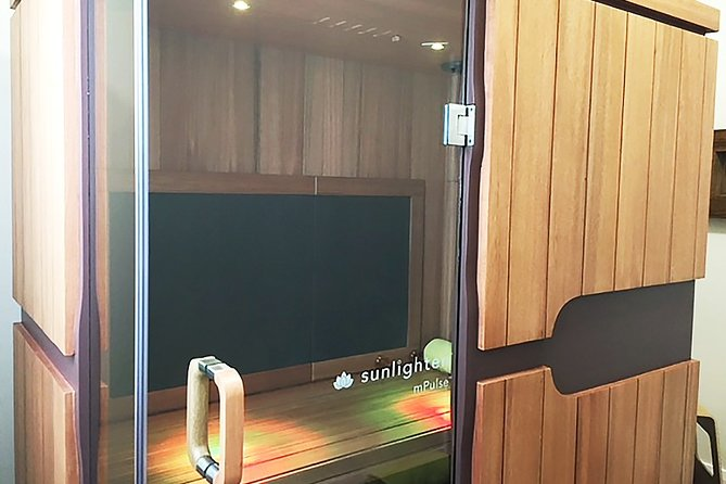 Private Infrared Sauna Experience in Merewether
