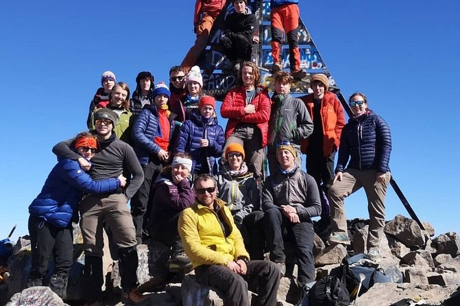 From Marrakesh: 2-Day Mount Toubkal Trek