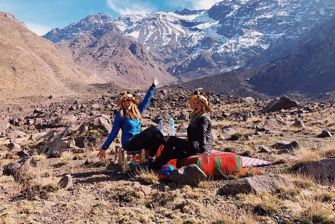 Marrakech: Private Day Trip & Hiking Atlas Mountains
